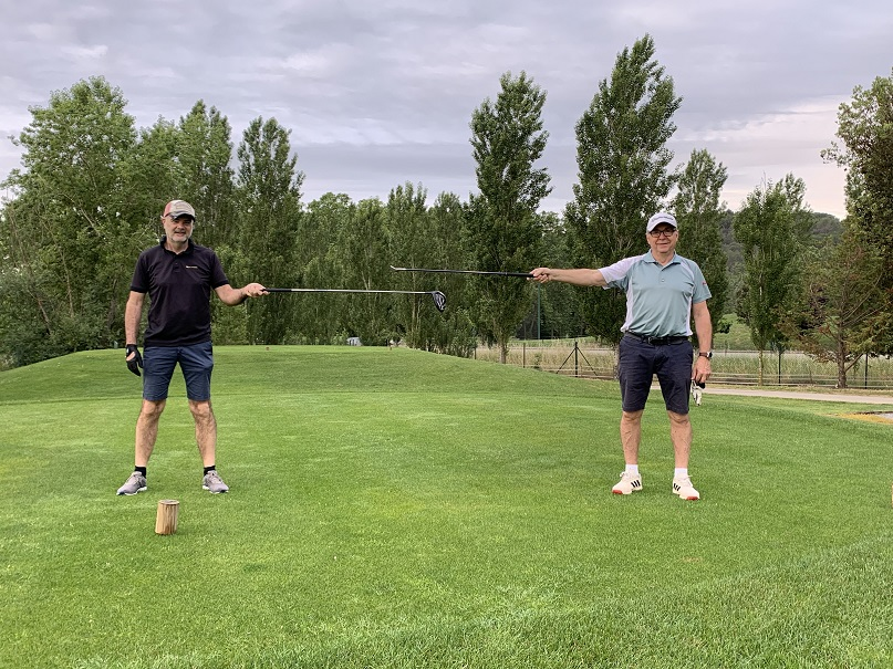 Actualización del protocolo de apertura del golf