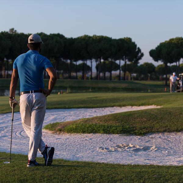 protocolo de apertura competiciones de golf covid-19