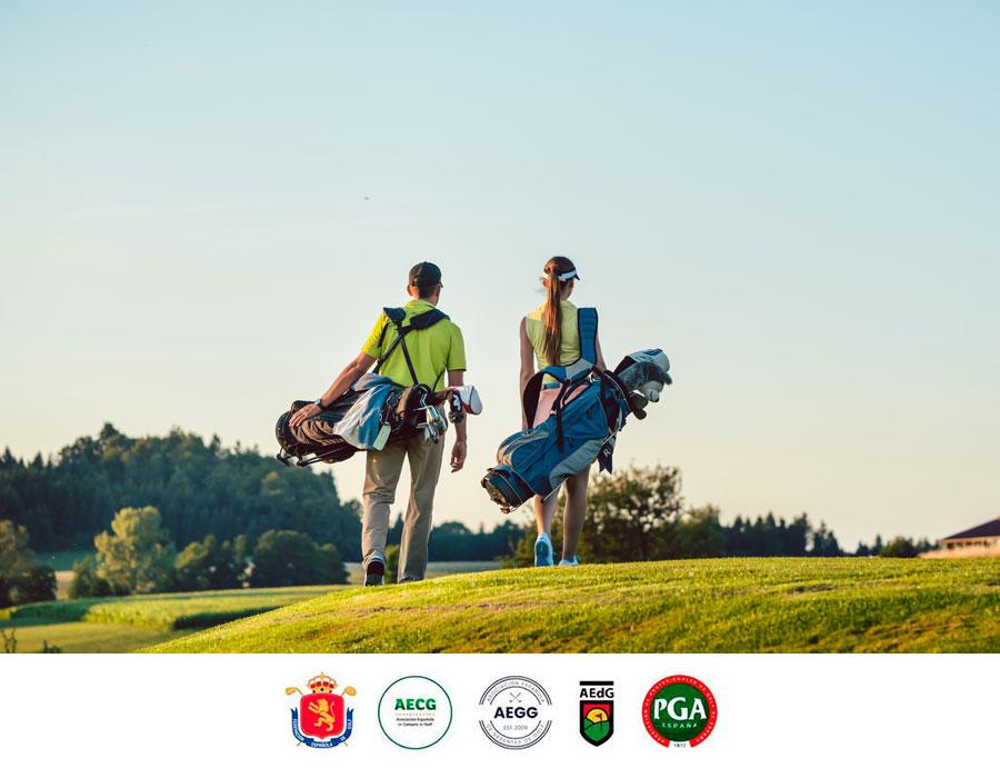 protocolos del deporte del golf
