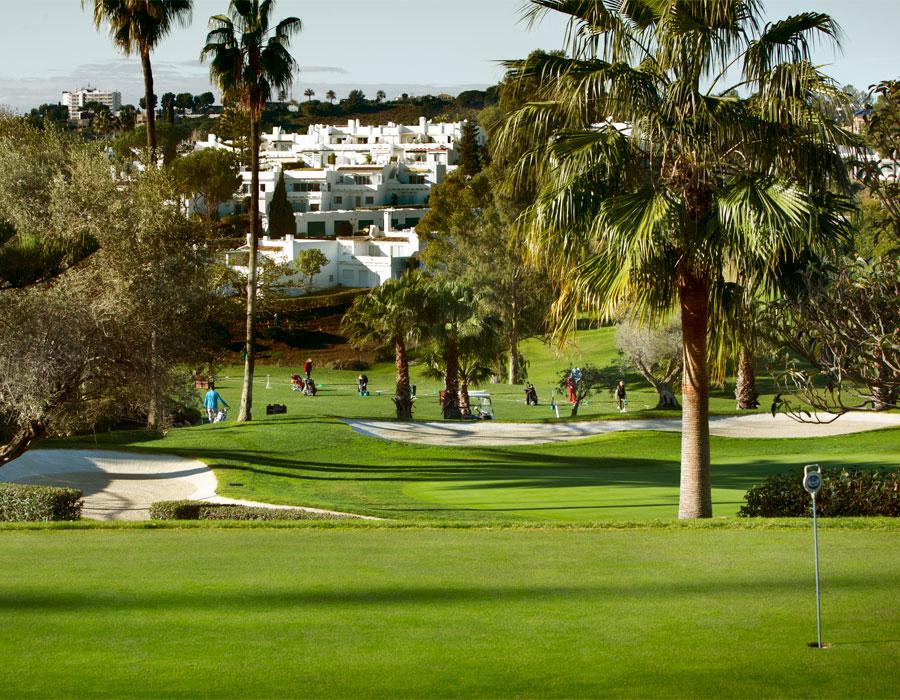 gasto vivienda turista de golf