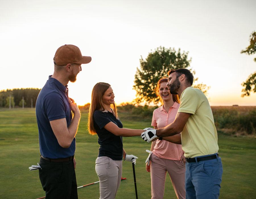 El año 2020 concluye con 271.788 federados de golf