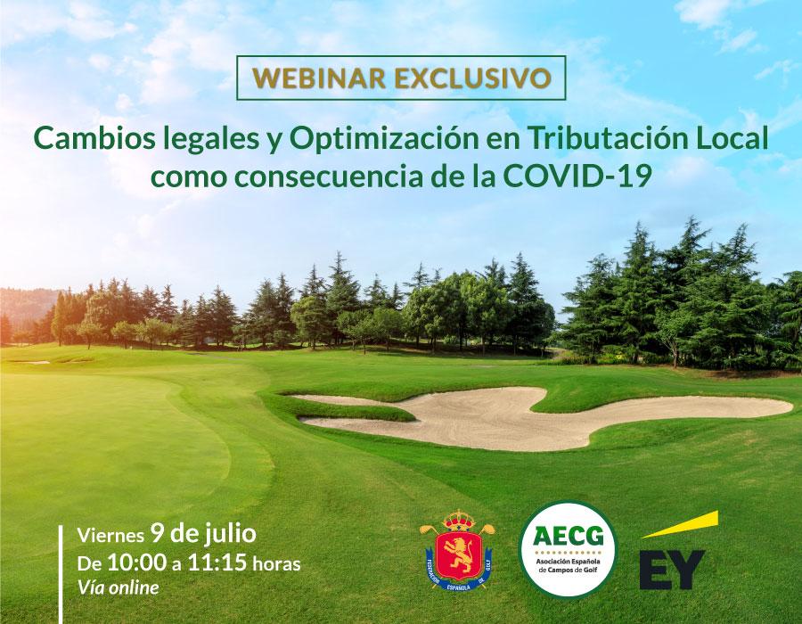 Webinar Cambios legales y Optimización en Tributación Local como consecuencia de la COVID-19