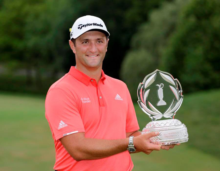 Jon Rahm gana The Memorial Tournament