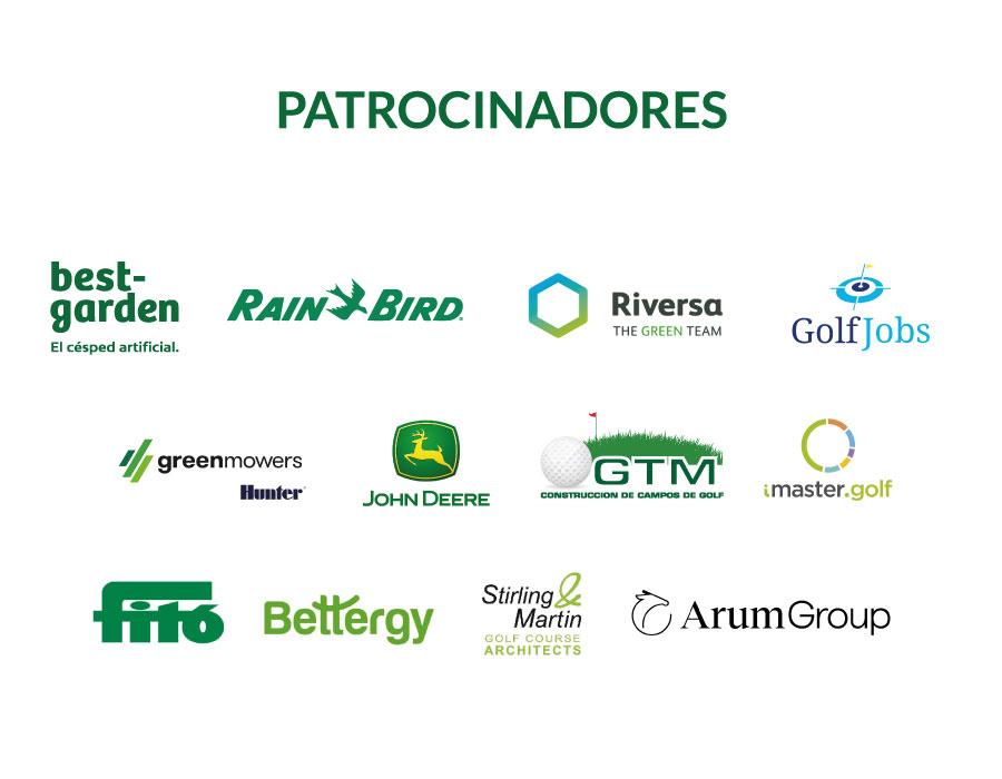 Patrocinadores AECG